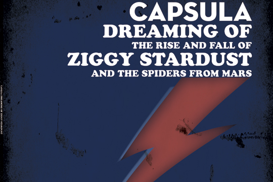 """Dreaming of the Rise and Fall of Ziggy Stardust and the Spiders from Mars"""