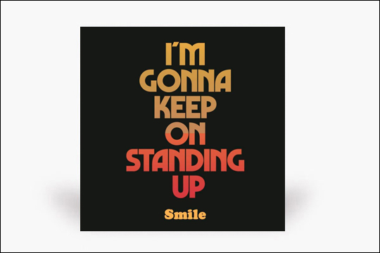 """I'm Gonna Keep On Standing Up"""