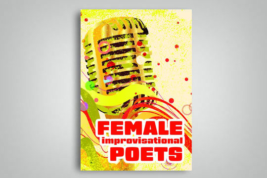 """Female Improvisational Poets"