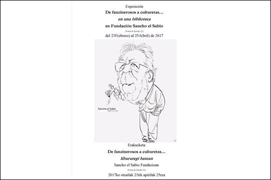 """""""De fanzinerosos a culturetas… liburutegi batean"""""""