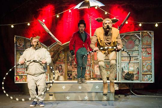 """""""Lunaticus Circus"""""""