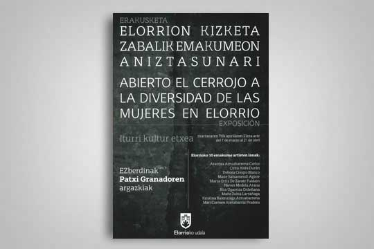"""""""EZberdinak"""", Patxi Granadoren argazki-erakusketa"""