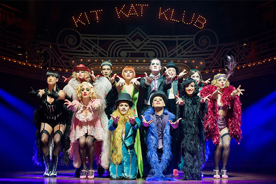 """Cabaret, el Musical de Broadway"""