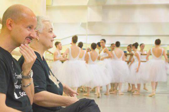 Gipuzkoako Dantza Profesionalen Elkartearen udaberriko ikastaroa 2017