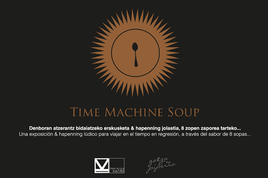 """Time Machine Soup"""