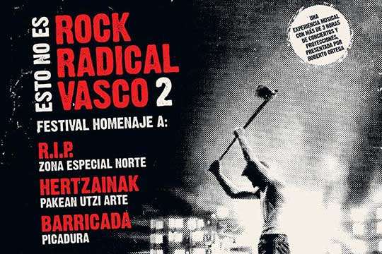 """Esto no es Rock Radical Vasco 2"""