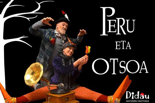 """""""Peru eta Otsoa"""""""