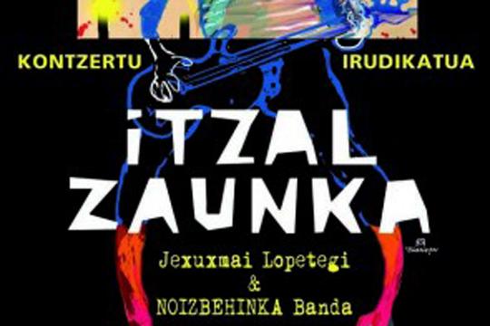 """""""Itzal zaunka"""" (estreinaldia)"""