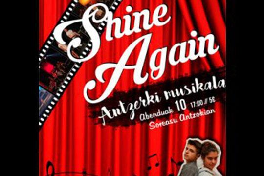 """""""Shine Again"""""""