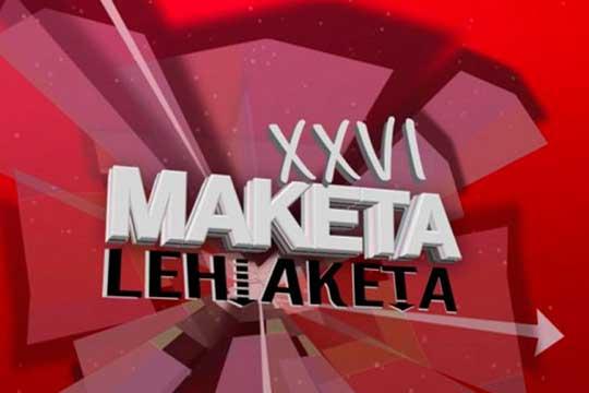 Gaztea Maketa Lehiaketaren 26. edizioko finala