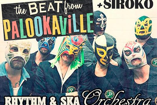 The Beat From Palookaville + Siroko
