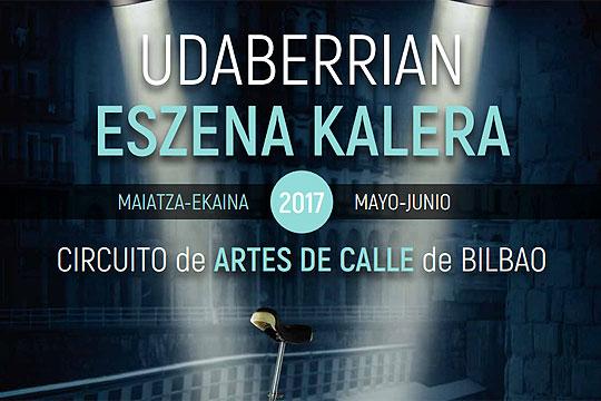 Udaberrian Eszena Kalera 2017