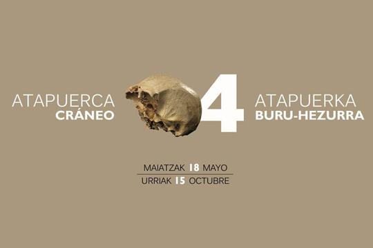 """""""Atapuerka: 4 buru-hezurra"""""""