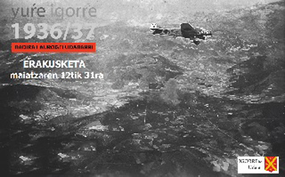 """Yurre Igorre 1936/1937. Badira berrogei udabarri"""
