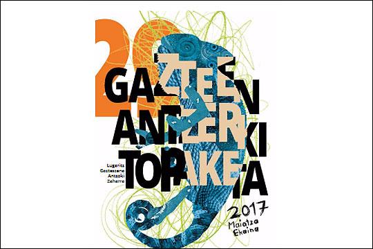 Donostiako Gazte Antzerki Topaketa 2017