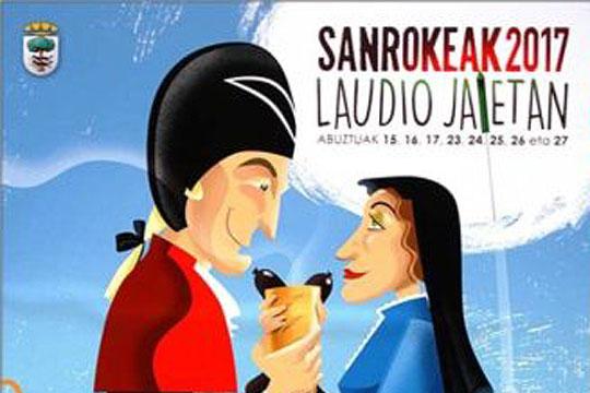 Laudioko Sanrokeak 2017