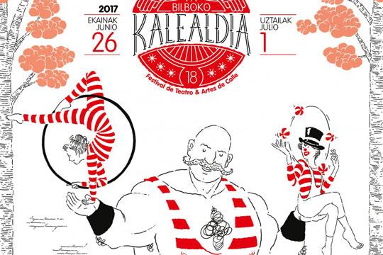 Bilboko Kalealdia 2017