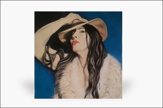 Jennifer Canoren pintura-erakusketa