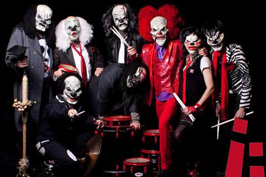 """Psycho Clown"""