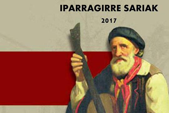 Iparragirre Sariak Literatur Lehiaketa 2017