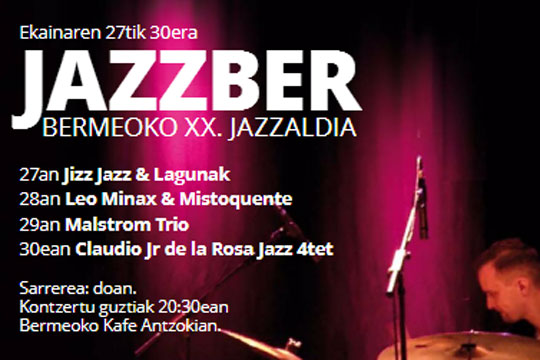 Jizz Jazz & Lagunak