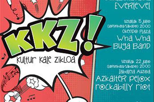 Kultur Kale Zikloa 2017 Lasarte-Orian