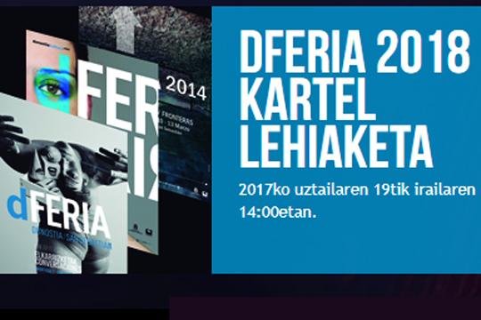 dFERIA 2018ko kartel lehiaketa