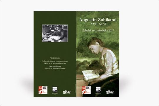 Agustin Zubikarai Saria 2017