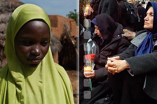 """""""Boko Haram, indarkeria Afrikaren bihotz ekonomikoan"""", Judith Praten argazki-erakusketa"""