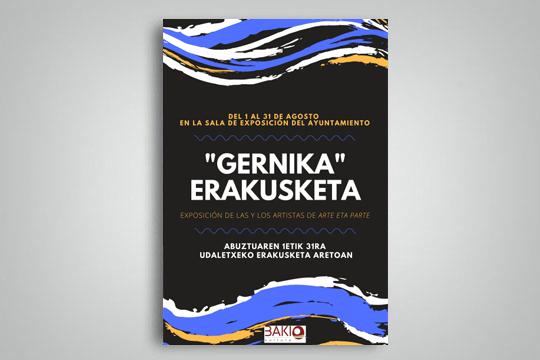 """Gernika"" pintura erakusketa"