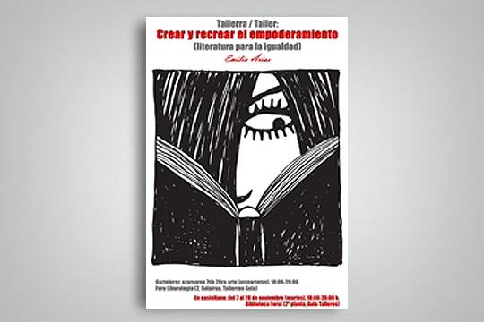 """""""Crear y recrear el empoderamiento. Literatura para la igualdad"""""""
