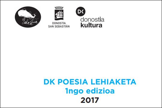 DK Poesia Lehiaketa 2017