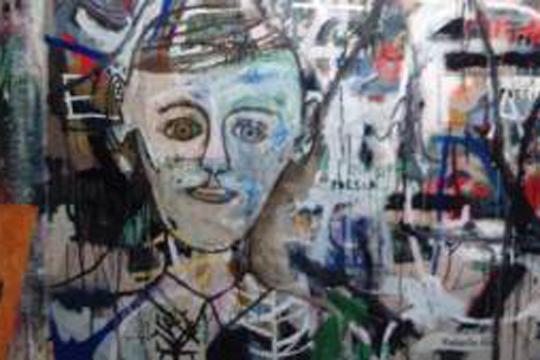 Joseba Kortazar Motaren margo erakusketa
