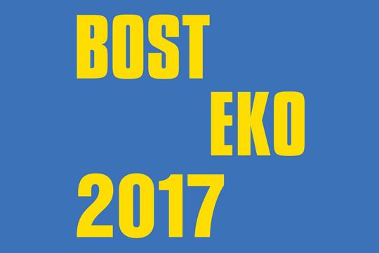 """""""Bosteko 2017: Trantsizio-guneak, pinturaren lurraldeak"""" erakusketa ibiltaria"""