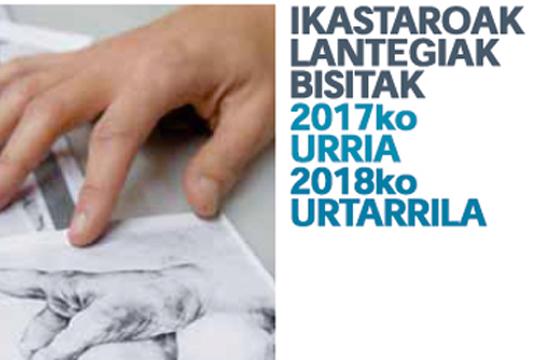 Kultur Ikastaroak, lantegiak eta bisitak Civivox Sarean (2017ko udazken-negua)