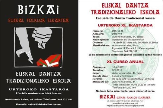 Euskal dantza tradizionaleko XL. ikastaroa