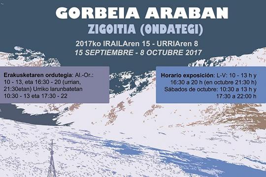 Gorbeia Araban 2017