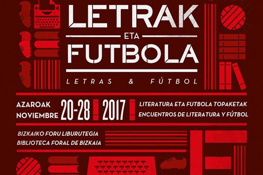 Letrak eta Futbola 2017