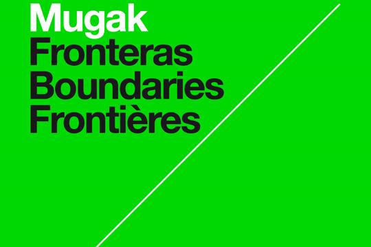 MUGAK - Euskadiko Nazioarteko Arkitektura Bienala 2017