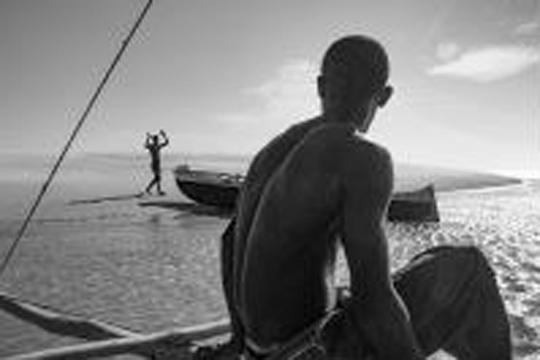 """Voyage au coeur de Madagascar"", Serge Minguet-en erakusketa"