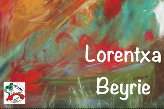 Lorentxa Beyrie-ren erakusketa