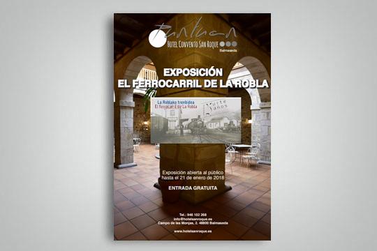 """""""La Roblako trenbidea. 125 urte. 1892/2017"""""""