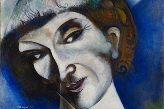 """""""Chagall. Urte erabakigarriak, 1911–1919"""""""