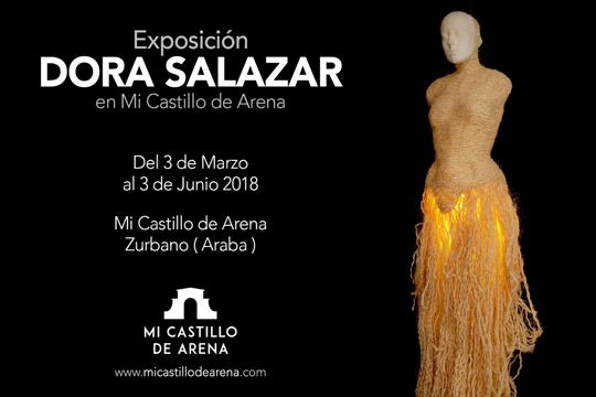 Dora Salazarren eskultura erakusketa