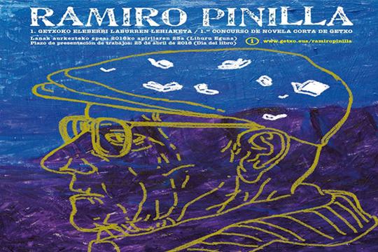 """'Ramiro Pinilla"""" 1. Getxoko Eleberri Laburren Lehiaketa"""