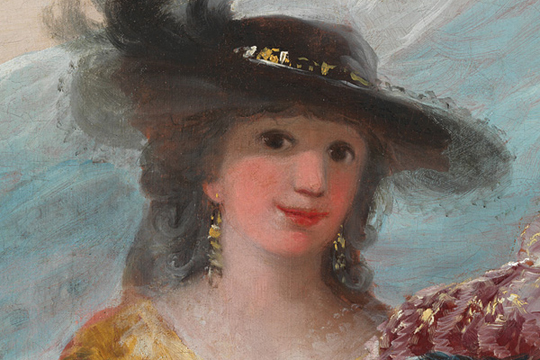 """""""Goya eta gorte ilustratua"""""""