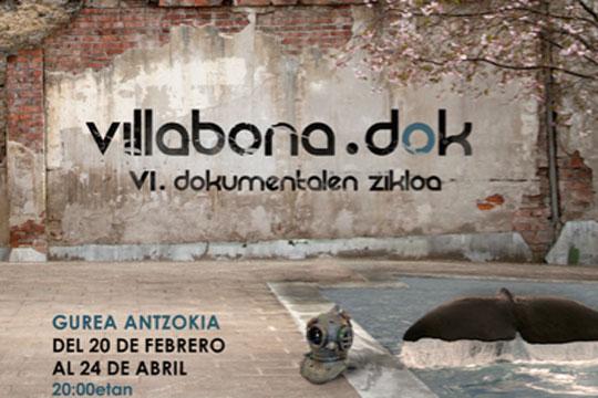 Villabona.dok 2018 - Villabonako Dokumental Zikloa