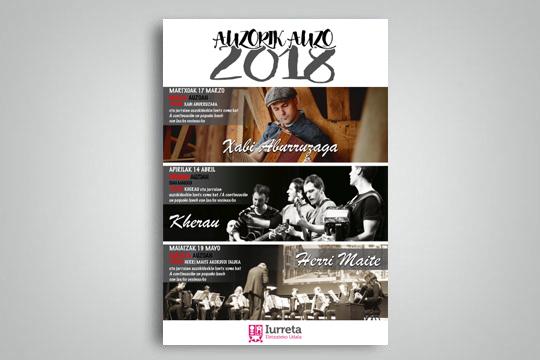 Auzorik Auzo 2018