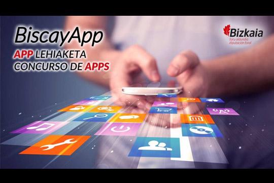 BiscayApp 2018 (App lehiaketa)