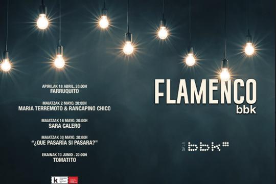 BBK Flamenko Zikloa 2018